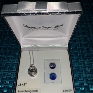 Charming Inspirations Interchangeable Necklace
